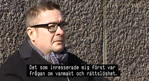 SVT - Lundberg om REVA