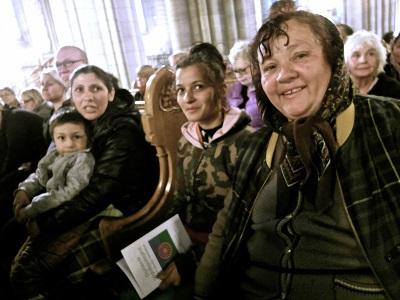 Denisa och Eugenia Cantaragiu från Rumänien